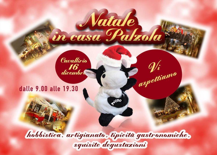 Non prendete impegni per il 16 Dicembre: il Natale in casa Palzola vi aspetta!