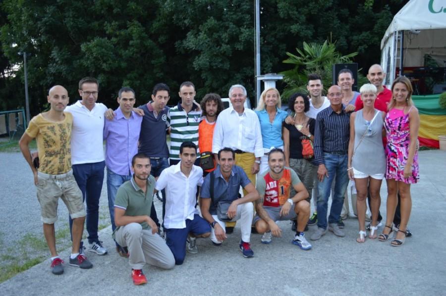Palzola festeggia l'Atletica e l'Azienda