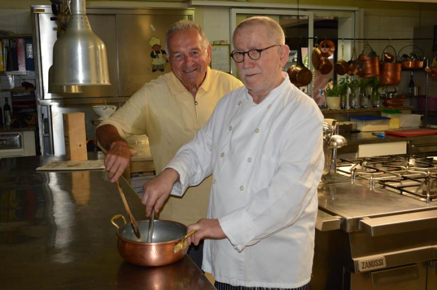 Contro l'afa i sali del … risotto al gorgonzola
