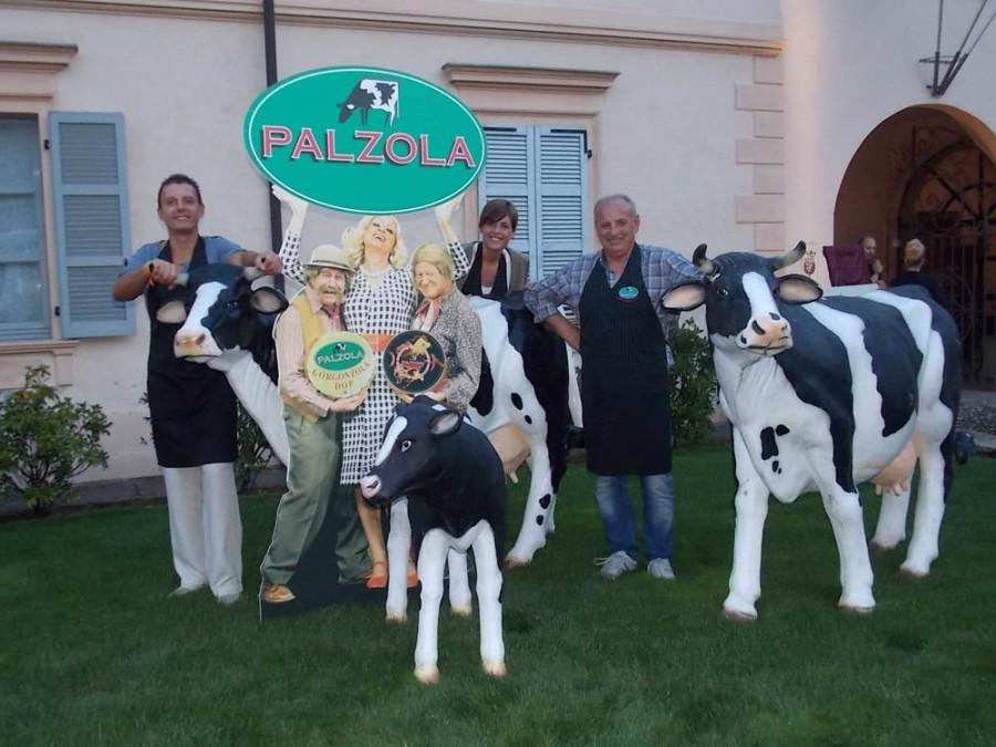 Hanno rubato Nino il vitellino della Palzola