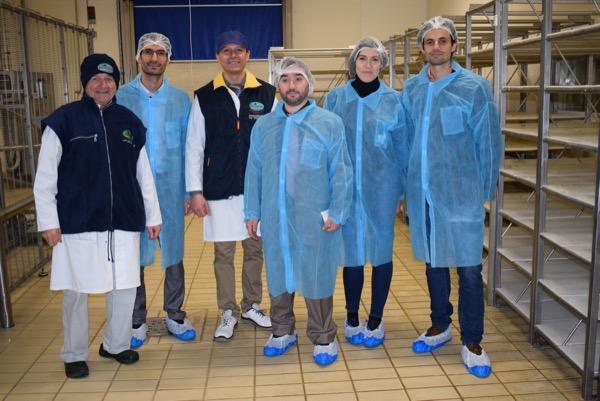 La Commissione Agricoltura della Camera dei Deputati visita il Caseificio Palzola
