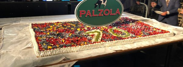 #settantesimopalzola: cronache di una festa annunciata