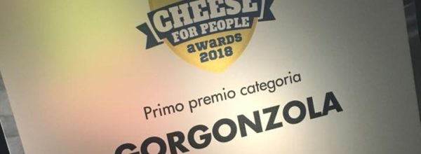 Palzola primo classificato ai Cheese for People Awards