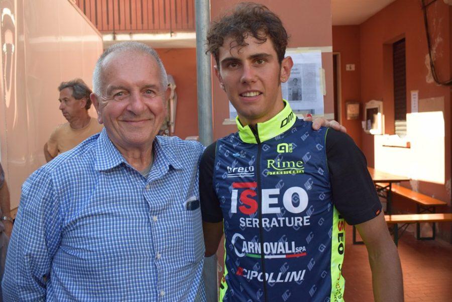 """Filippo Bertone ha trionfato al 36esimo """"Trofeo Sportivi di Briga"""""""
