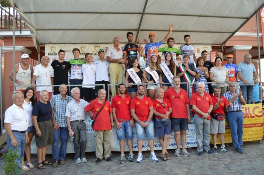 Trofeo Sportivi di Briga: vince Michele Gazzara