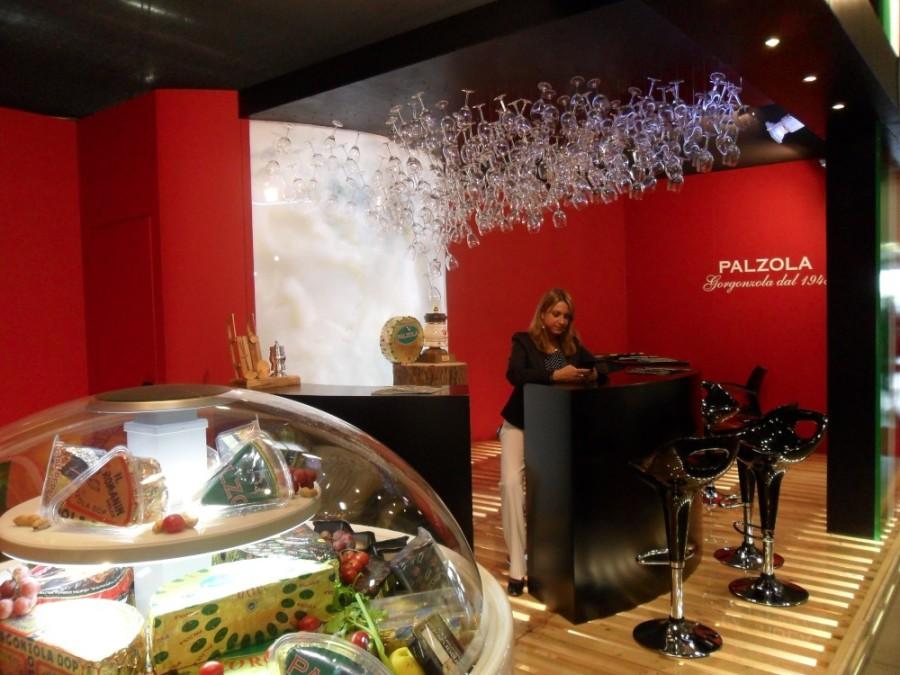 Palzola a 'Cibus', la fiera internazionale dell'alimentare a Parma
