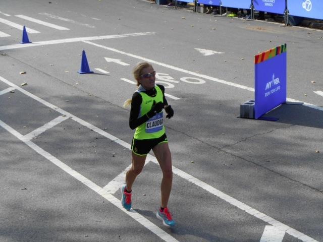 NY Marathon: ottimo risultato della Palzola