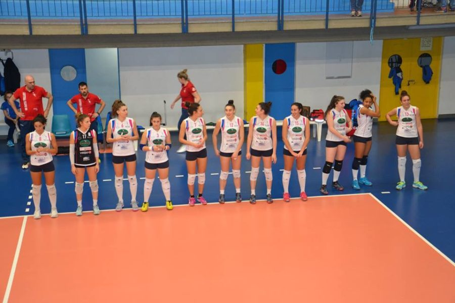 VOLLEY CASELLE – PALZOLA PAVIC: 3- 2