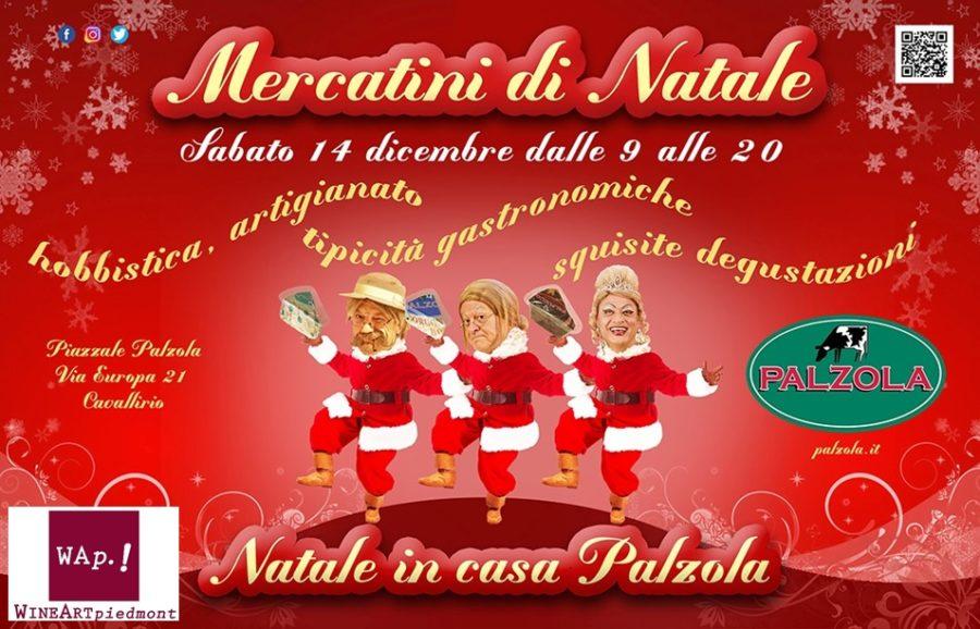 Mercatini di Natale Palzola: 14 Dicembre dalle 9 alle 20