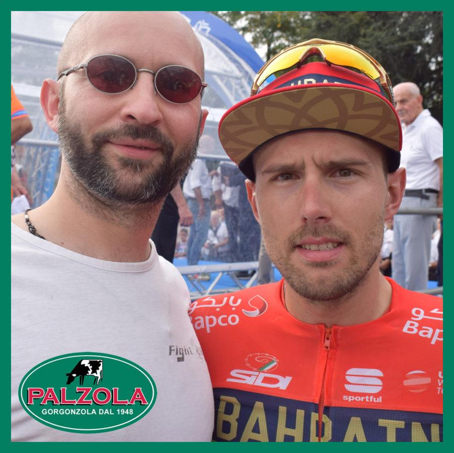 Giacomo Nizzolo vince il Campionato Italiano di Ciclismo