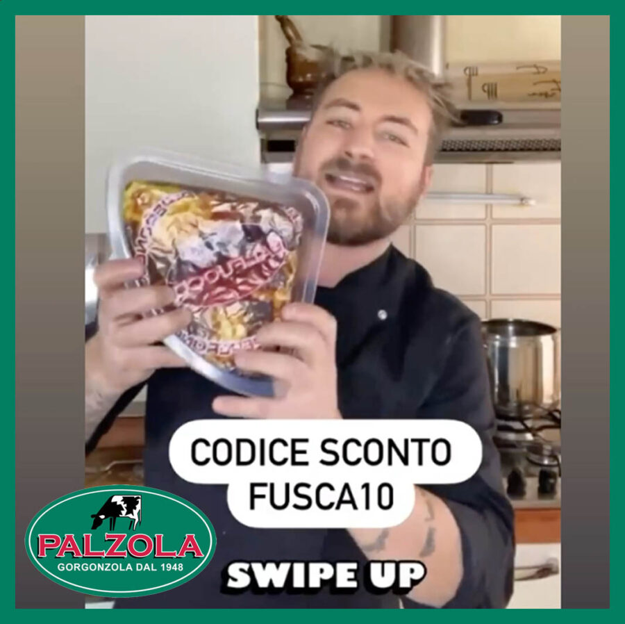 Filetto in crosta con fondutina al Palfuoco – Ricetta di Federico Fusca